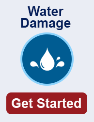 water damage cleanup in Lake Charles TN